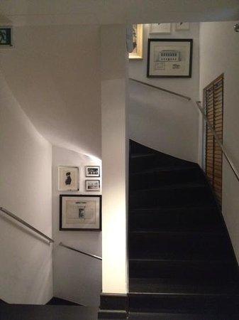 Heidelberg Suites Boutique Hotel : Couloirs
