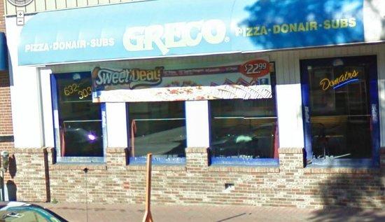 Greco Pizza Donair