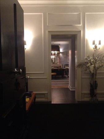 Heidelberg Suites Boutique Hotel : Entrée réception