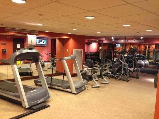Crowne Plaza Chicago West Loop: fitness center