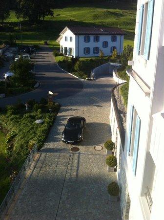 Hotel Villa Honegg: Arrival area