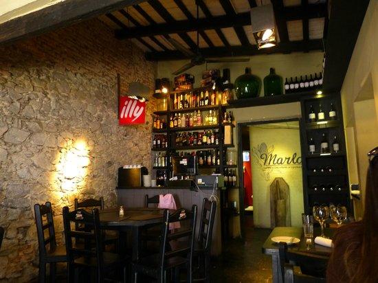 Marlo: Restaurante