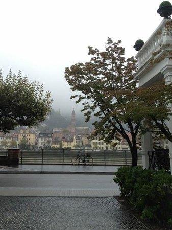 Heidelberg Suites Boutique Hotel : Cour - entrée