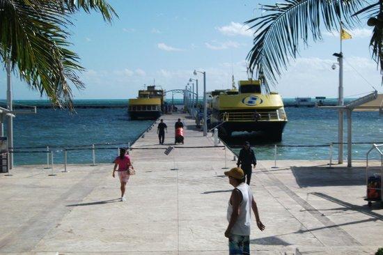 Porto dos Ferrys Ultramar em Cancun