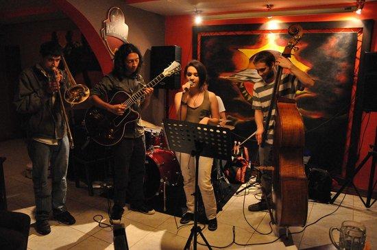 Tinto Tintero : Jazz Jam todos los jueves