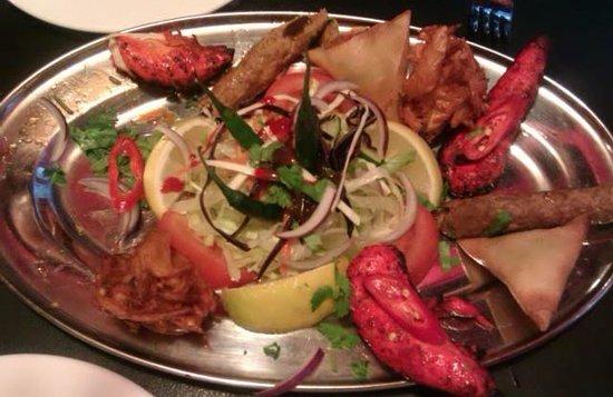Jashn Restaurant: Starter for two ,our favourite at Jashn !!