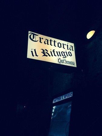 Trattoria il Rifugio: In Manciano