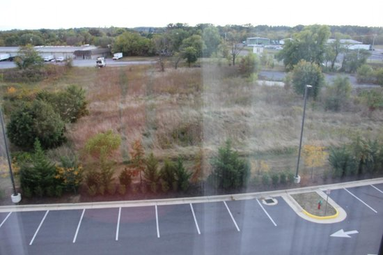 Holiday Inn Winchester Southeast-Historic Gateway: view from room