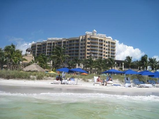 The Ritz-Carlton, Sarasota: Beautiful Beach Club