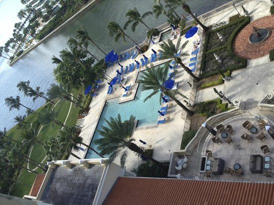 The Ritz-Carlton, Sarasota: Pool View at the Hotel