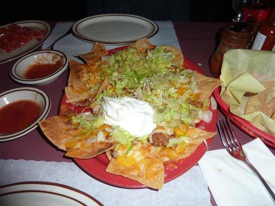 El Rio Mexican Restaurant: Nachos