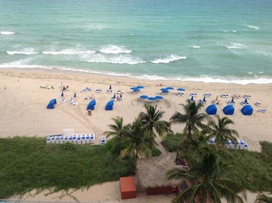 Doubletree by Hilton Ocean Point Resort & Spa - North Miami Beach: a hetter view from room