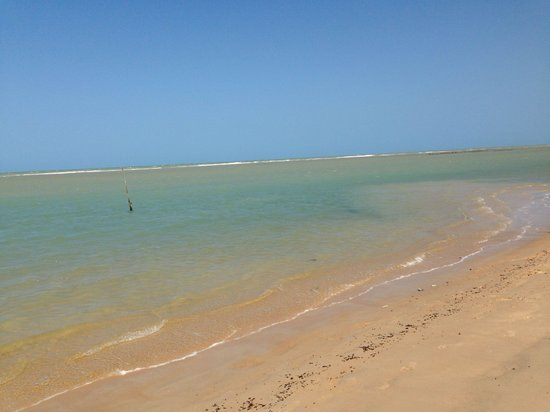 Ponta de Itaquena: A mais tranquila