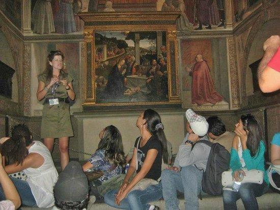 Passeios na Toscana - guias de turismo