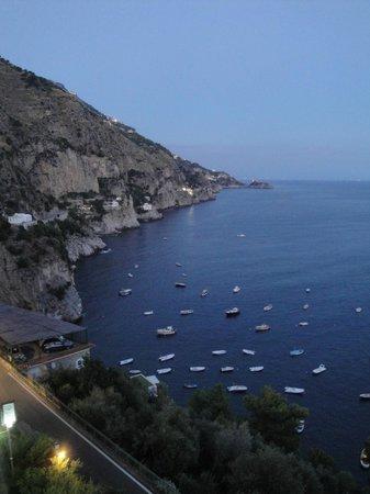 Hotel La Perla : vista