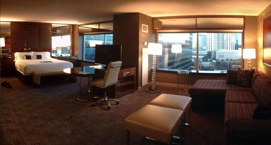 Executive King Suite Mgm Picture Of Mgm Grand Hotel And