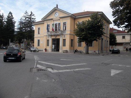 Hotel Sport Daniel: Commune office
