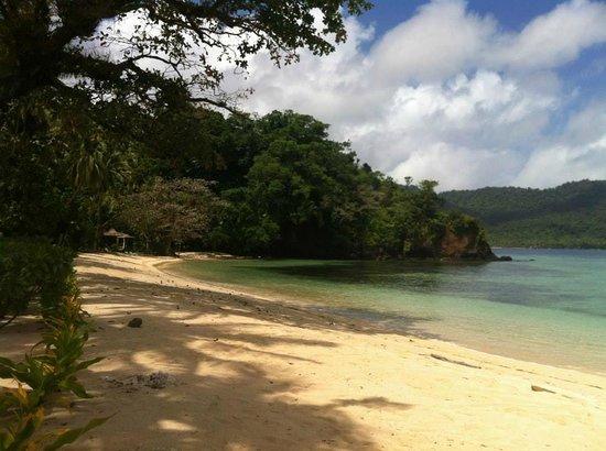 Qamea Resort And Spa Fiji: Another postcard moment