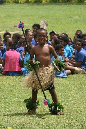 Qamea Resort And Spa Fiji: So proud :)