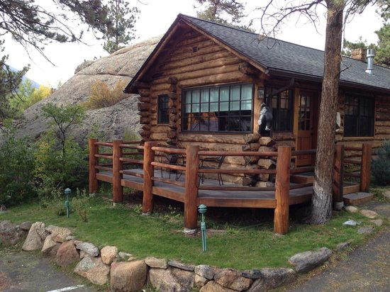 click gallery park evegreens at fall on for river photo vacation estes in cabins