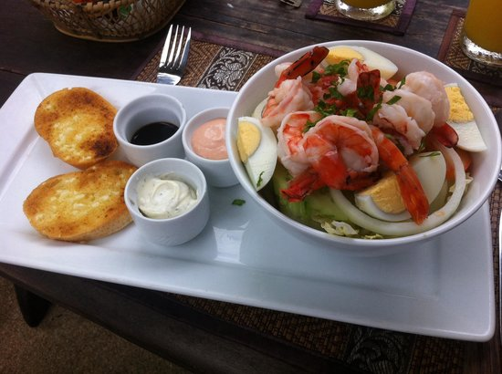 Kata Villa Restaurant: Insalatona