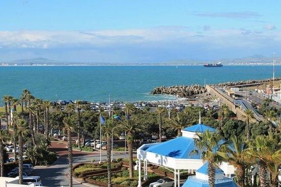 โรงแรมเดอะเทเบิ้ล เบย์: View from our room