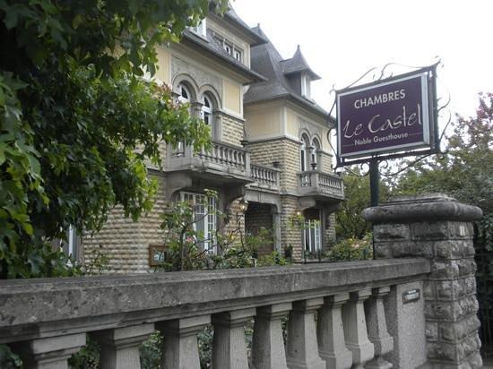 Le Castel Guesthouse: Le Castel, Bayeux, France