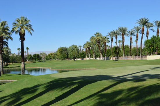 Marriott's Desert Springs Villas II: Golf Course - on site