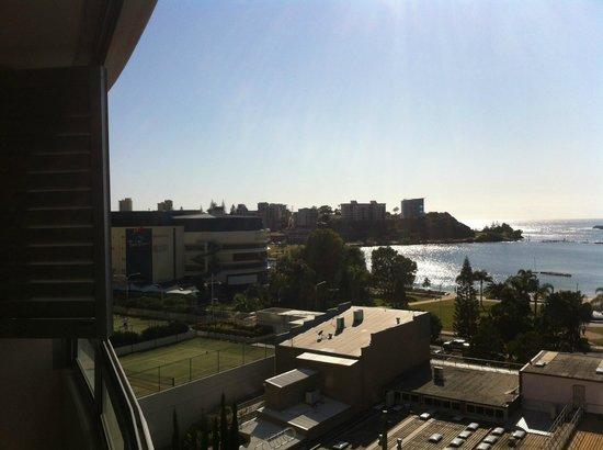 Tweed Ultima Resort Gold Coast: View from balcony
