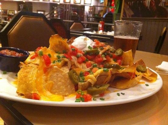 Hard Rock Cafe: hard rock nachos