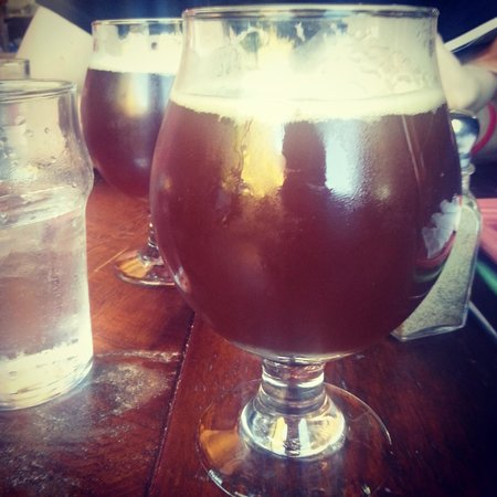 Wild Tomato: Good beer selection