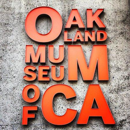 Oakland Museum of California : OMCA