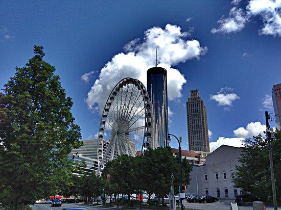 SKYVIEW Atlanta: Skyview