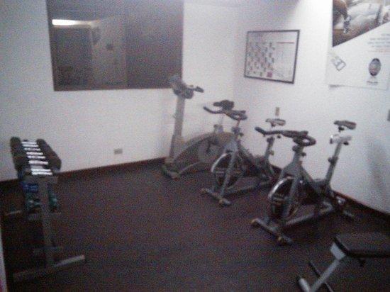 Wyndham San Jose Herradura Hotel and Convention Center : New equipment would be nice