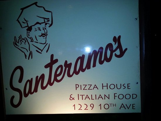 Santeramo's Pizza House & Italian Food : Santeramo's