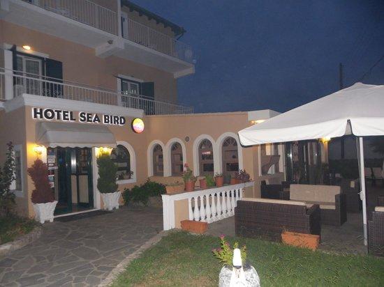 SeaBird Hotel : entrée