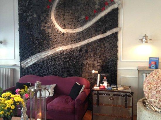 Hotel Trieste: Lobby
