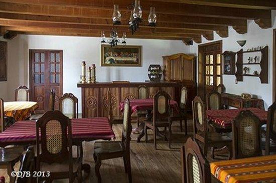 Candelaria Antigua Hotel: Dining Room