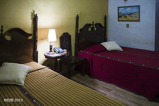 Candelaria Antigua Hotel: Room View