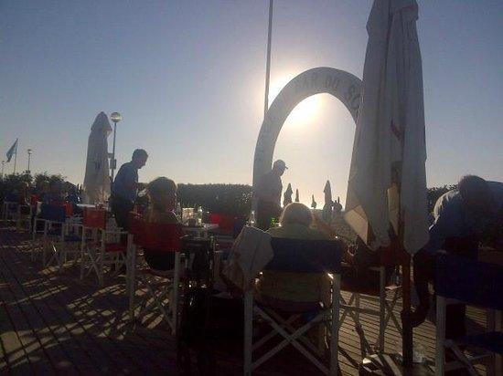 Bar de la Mer : Terrasse