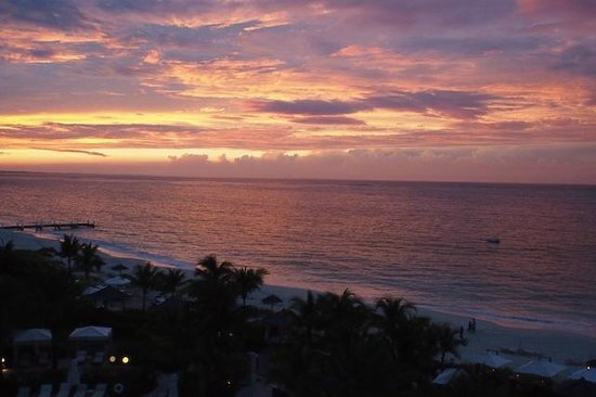 Seven Stars Resort & Spa: Sunset