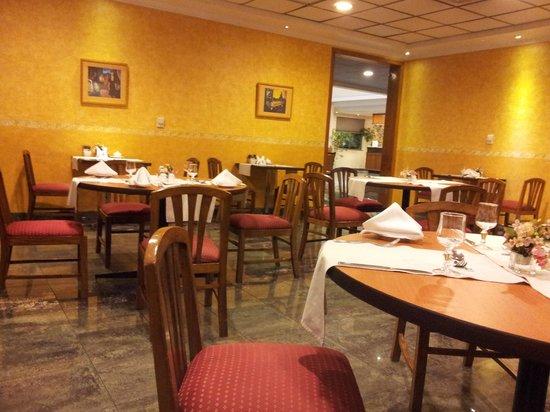 Hotel Diego de Almagro Aeropuerto: Restaurant