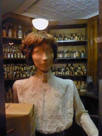 The Manitoba Museum: Creepy Mini Winnipeg