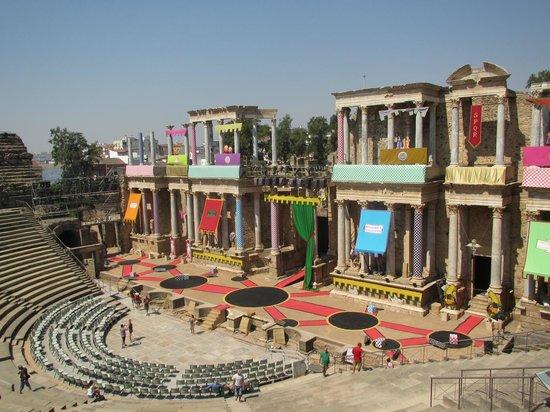 Parador de Merida: Teatro Romano