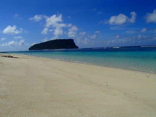 Lalomanu Beach : Lalomanu
