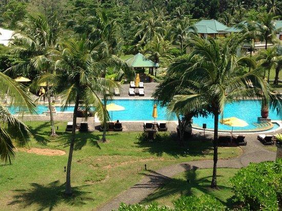 Angsana Bintan: View from my room