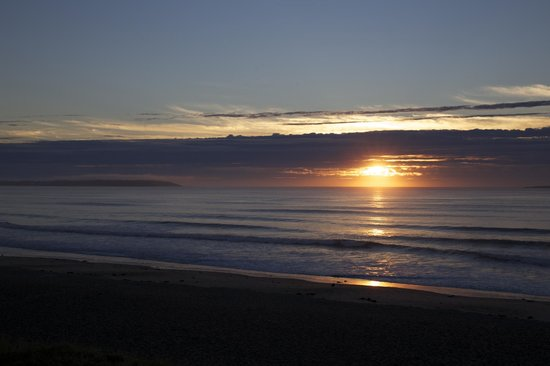 The Beach House: Sunrise