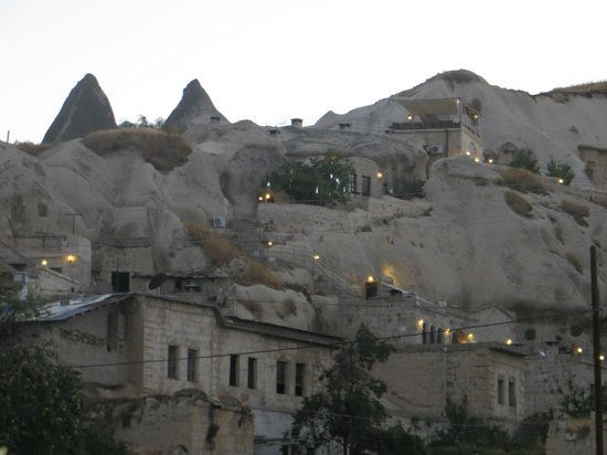 Historic Areas of Istanbul: Goreme in Cappadocia