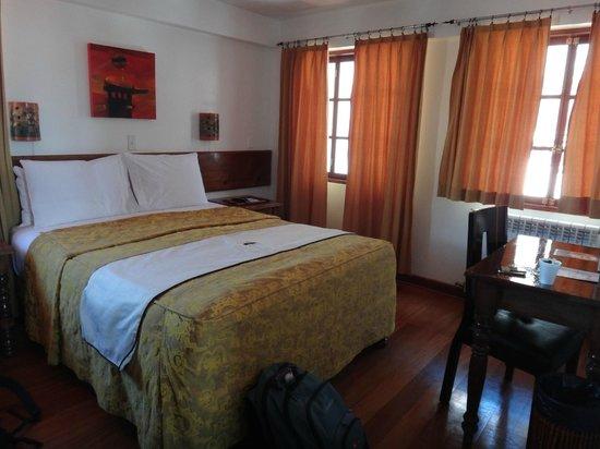 Hotel Rumi Punku: Double room, 3rd floor