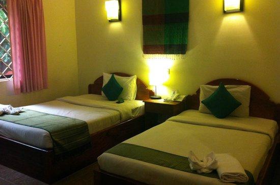 Golden Mango Inn: My room at ground floor